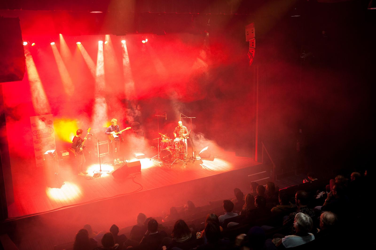 The Valderamas en concert a l'auditorium de la MDA