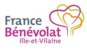 Logo de l'association France Bénévolat Ille & Vilaine