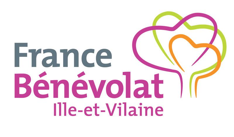 Logo France Bénévolat 35