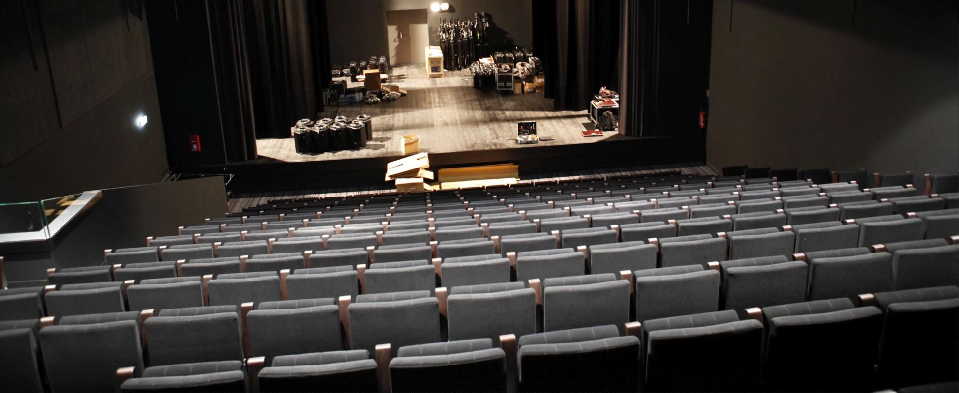 auditorium - Maison des Associations