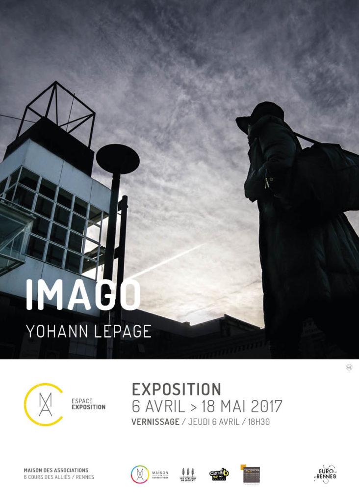 Flyer exposition Imago