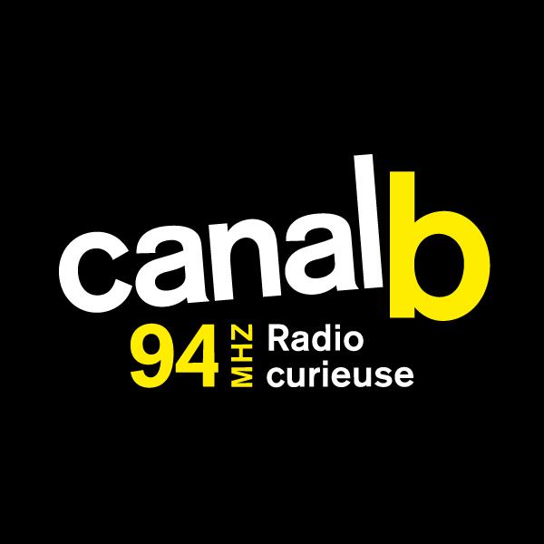 Logo de la radio Canal B
