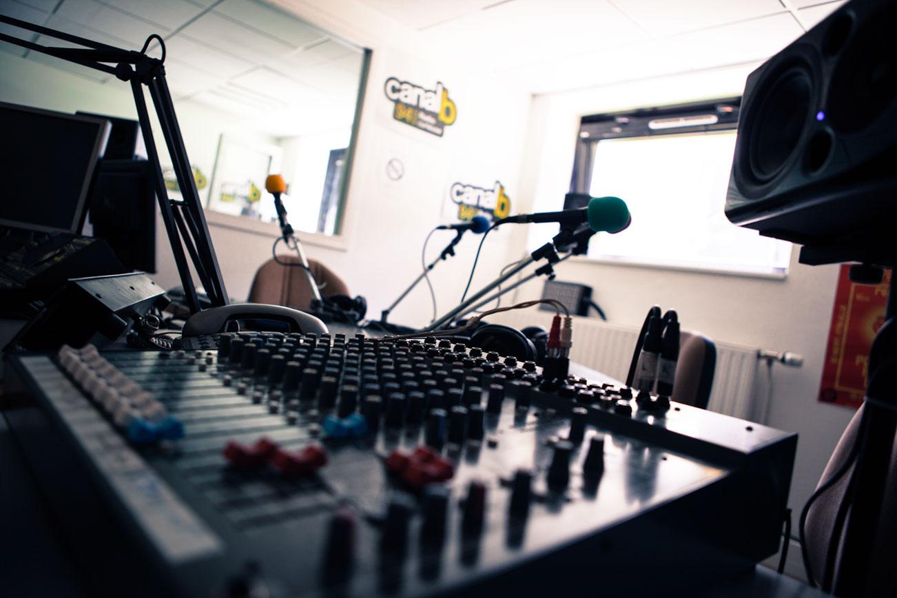 Studio de Canal B