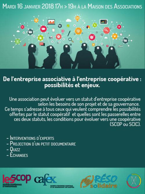 entreprise associative à entreprise collaborative