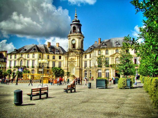 Mairie Rennes / Wikipédia