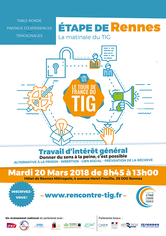 Forum TIG Rennes 20 mars 2018