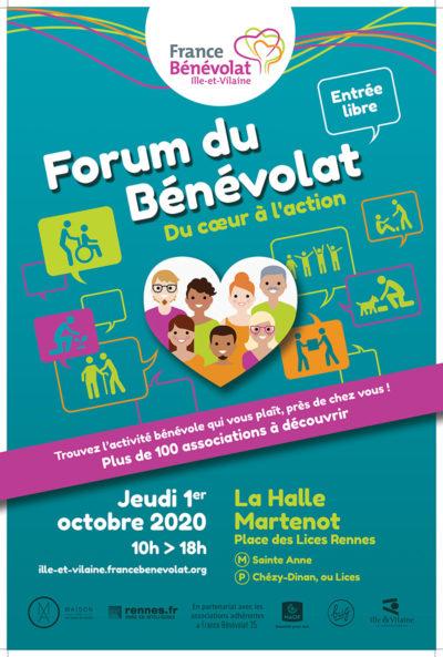 Forum du bénévolat 2020