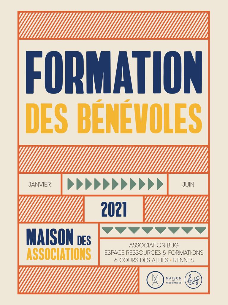 Formations Bénévoles 2021